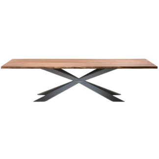 An Image of Cattelan Italia Spyder Wood Dining Table