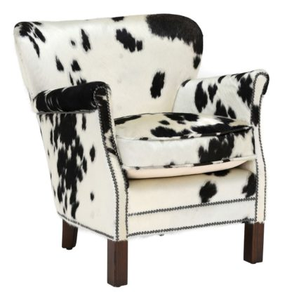 An Image of Timothy Oulton Professor Chair, Destroyed Raw and Spitfire