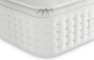 An Image of M&S Pillowtop Cashmere 2200 Pocket Sprung Mattress