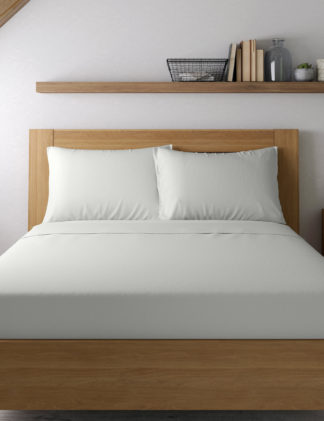 An Image of M&S 2 Pack Bamboo Pillowcases