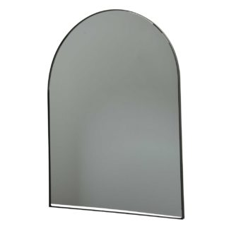 An Image of Arched Mirror