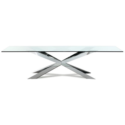 An Image of Cattelan Italia Spyder Dining Table