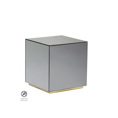 An Image of Hallie Smoked Mirror Cube