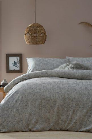 An Image of Ami Jacquard Double Duvet Set