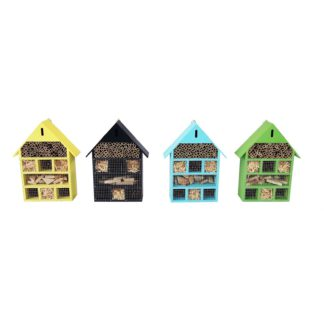 An Image of Bee and Insect House
