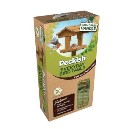 An Image of Peckish Everyday Garden Bird Table