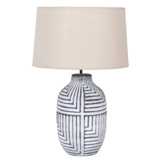 An Image of Abstract Table Lamp