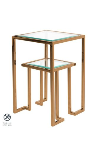 An Image of Anta Gold Side Table