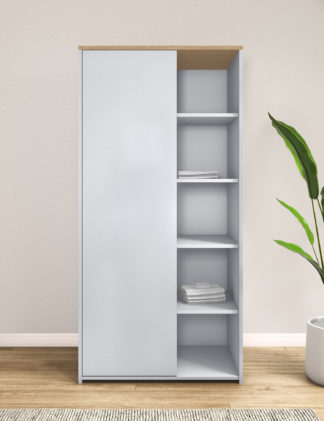 An Image of M&S Loft Double Wardrobe