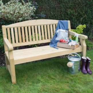 An Image of Forest Harvington 5ft Bench