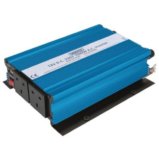 An Image of Draper 1000W DC-AC Inverter