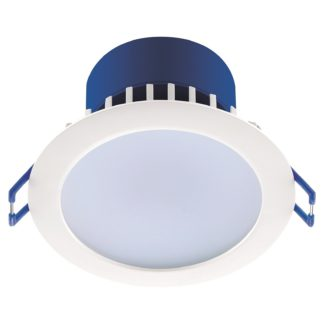 An Image of 7W Dimmable Tri-Colour Single LED Downlight