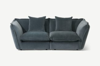 An Image of Fernsby 2 Seater Sofa, Atlantic Chenille