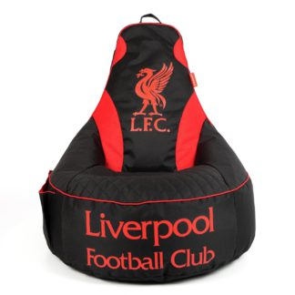 An Image of Liverpool FC Big Chill Bean Bag