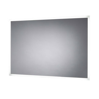 An Image of Bathstore Stella 900 Dimmable LED Mirror