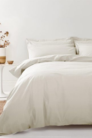 An Image of 200tc Organic Cotton King Duvet Set