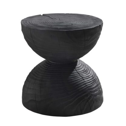 An Image of Riva 1920 Clessidra Wooden Stool