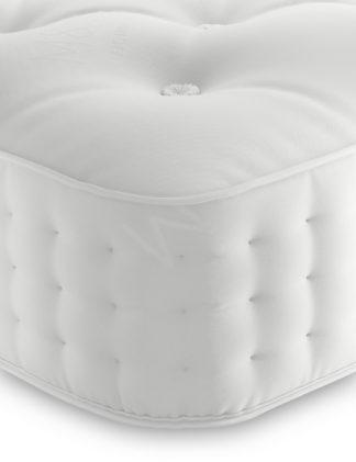 An Image of M&S Luxury 3400 Pocket Sprung Medium Mattress