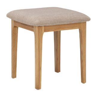 An Image of Martello Dressing Table Stool