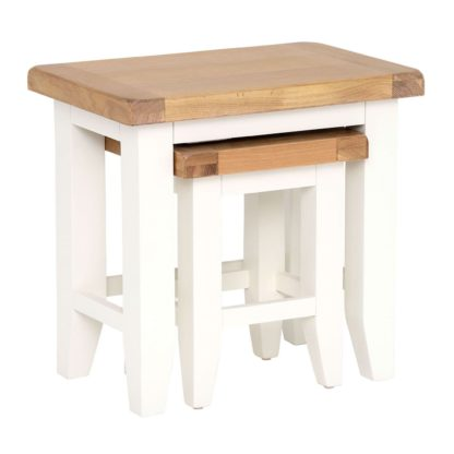 An Image of Althorp Nest of 2 Tables