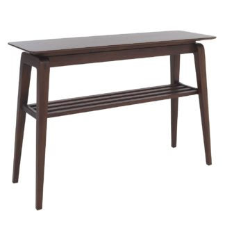 An Image of Ercol Lugo Console Table