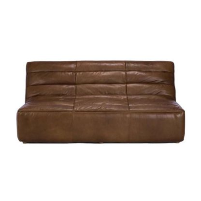 An Image of Timothy Oulton Shabby 3 Seater Sofa