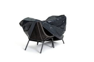 An Image of Argos Home Heavy Duty Bench Cover