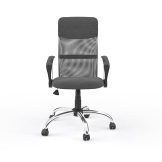 An Image of Orlando Office Chair Grey