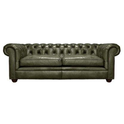 An Image of Winslow Medium Chesterfield Sofa