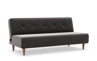 An Image of M&S Loft Jasper Armless Clic Clac Sofa Bed