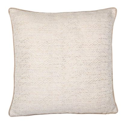 An Image of Weave Cushion, Natural