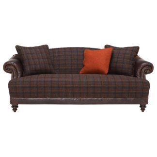 An Image of Harris Tweed Taransay Midi Sofa