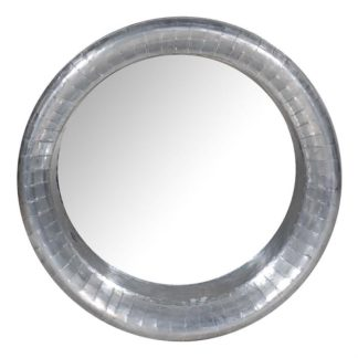 An Image of Timothy Oulton Aviator Cowling Mirror