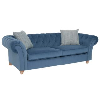 An Image of Maddox Large Chesterfield Sofa