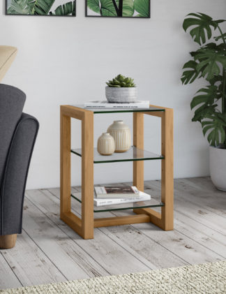 An Image of M&S Colby Side Table