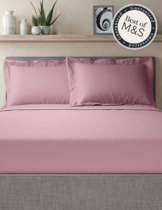 An Image of M&S Egyptian Cotton 230 Thread Count Oxford Pillowcase