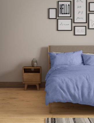 An Image of M&S 2 Pack Cotton Mix Dash Bedding Sets