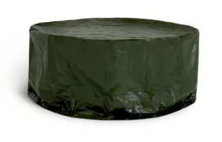 An Image of Argos Home Basic Round Patio Set Cover