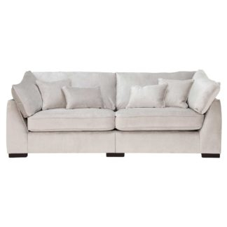 An Image of Borelly 4 Seater Split Frame Sofa