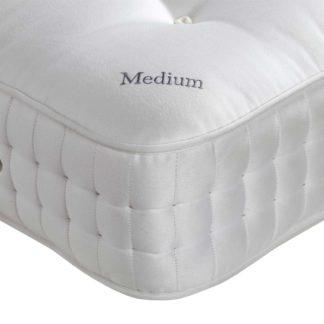 An Image of Vispring Traditional Bedstead Mattress, Medium Tension