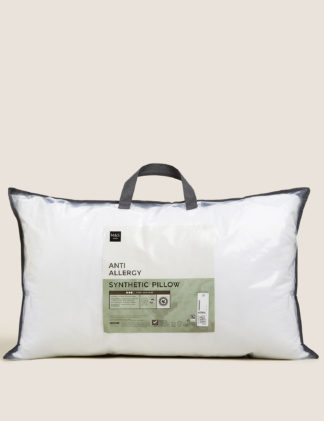 An Image of M&S Anti Allergy Firm Pillow