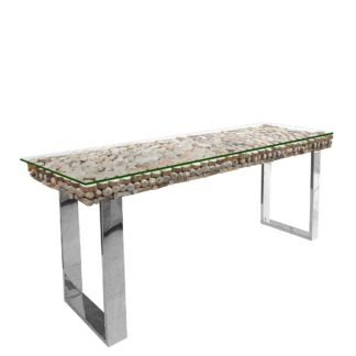 An Image of Caspian Console Table, 160cm
