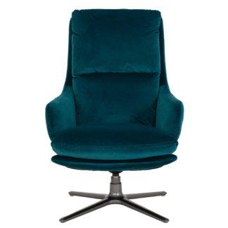 An Image of Marcel Velvet Armchair
