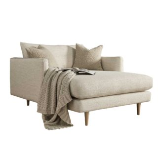 An Image of Levico Chaise Snuggle Chair