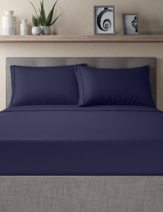 An Image of M&S Egyptian Cotton 230 Thread Count King Size Pillowcase