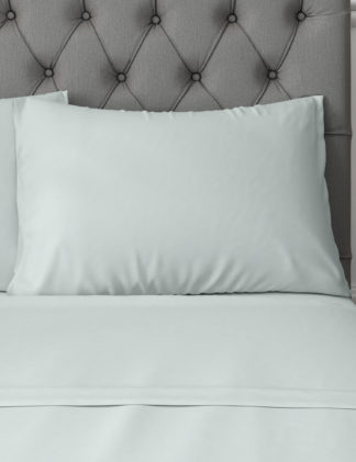 An Image of M&S 2 Pack Dreamskin® Pure Cotton Pillowcases