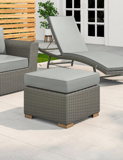 An Image of M&S Marlow Garden Footstool