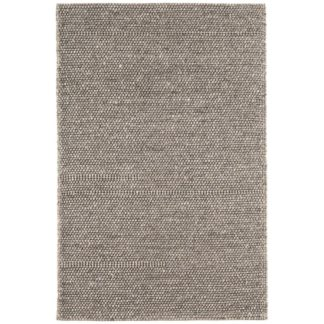 An Image of Flori Woven Rug, Taupe