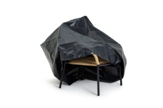 An Image of Argos Home Heavy Duty Armchair Cover