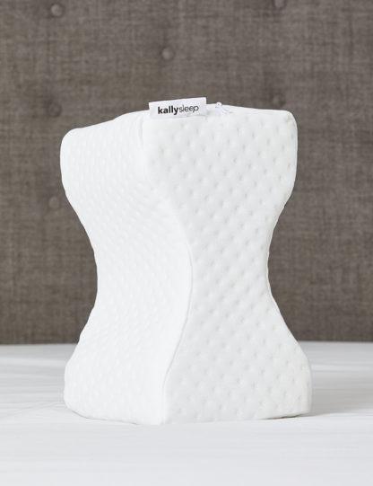 An Image of M&S Kally Sleep Firm Knee PIllow